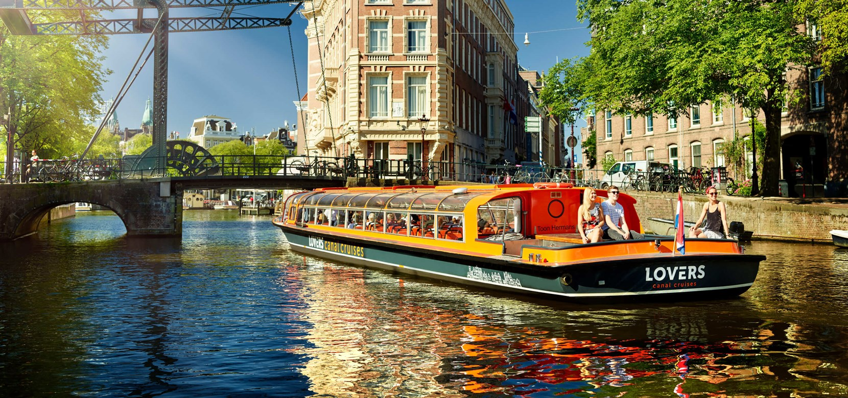 Canal cruise over the famous UNESCO Canals.