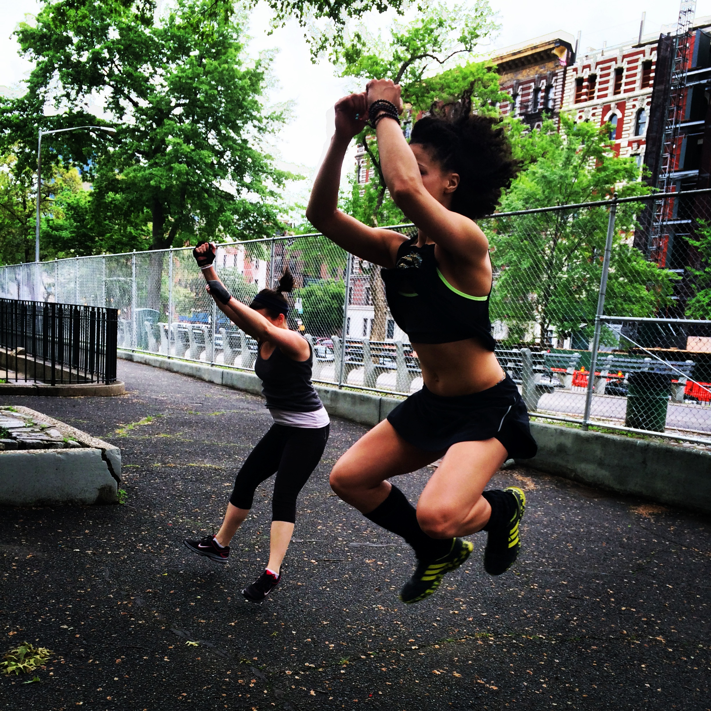 Bootcamp will make you Jump, JUMP!-Photography by Fire&Finesse