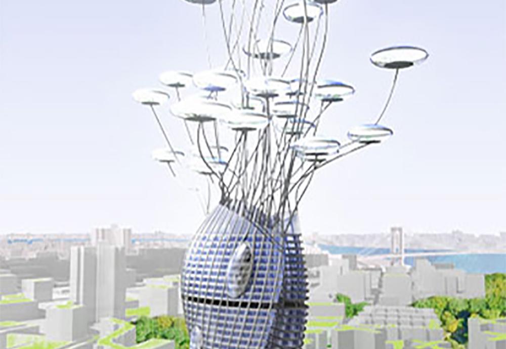 Self Sufficient Skyscraper