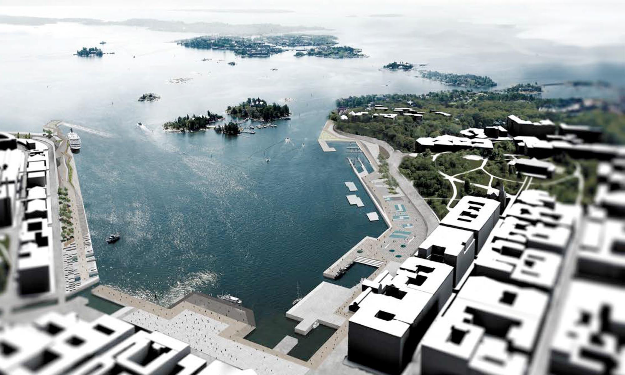 Jury Shortlist: #126 Landscaped Dock