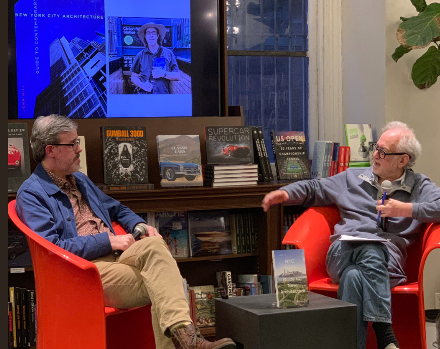 In Conversation: NYC Walks (Prestel Publishing, 2019) - John Hill - Michael Sorkin
