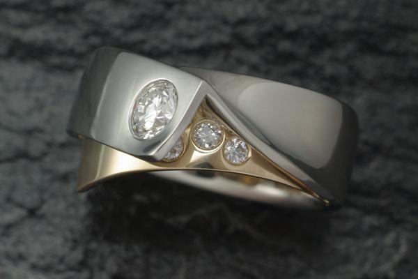 WEB-Weddings-Engagement-14k Yellow and White Gold-Customers Diamonds-7 theme-2010-Image 3326.jpg