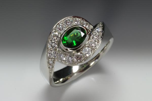 WEB-Weddings-Engagement-Chrome Tourmaline-White Gold-2011-Image 4009.jpg