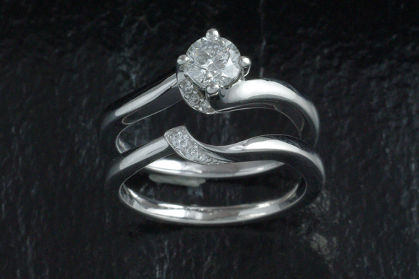 WEB-Wedding Sets-White gold and Diamonds to match customers ring-2012-Image 5716.jpg