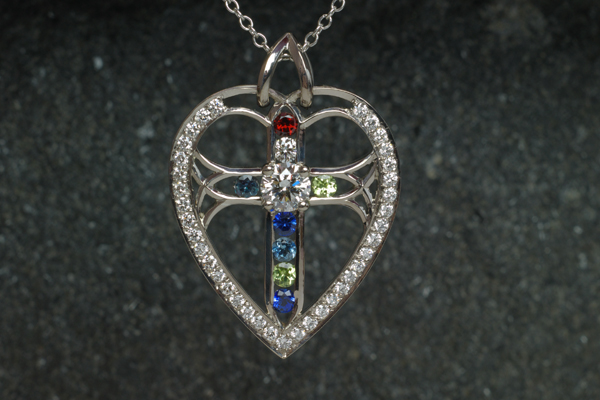 WEB-Gallery-White Gold-Diamonds and Other Stones-Anniversary Pendant-2010-Image IMGP3587.jpg
