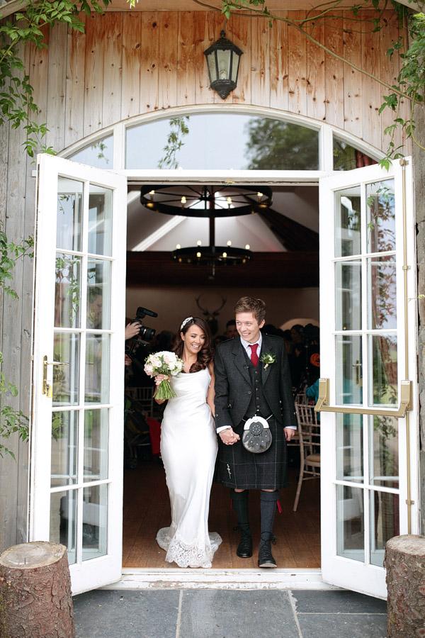 Aswanley wedding Aberdeenshire