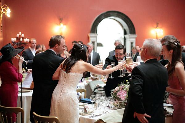 Hampton Court House wedding by Dasha caffrey
