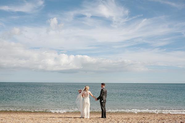 Devon countryside wedding