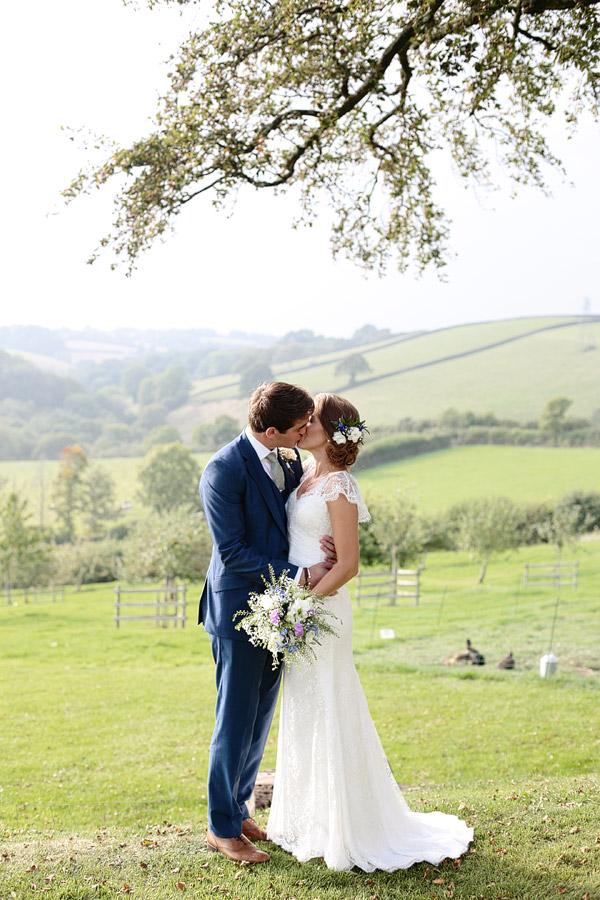 Lantallack wedding photos