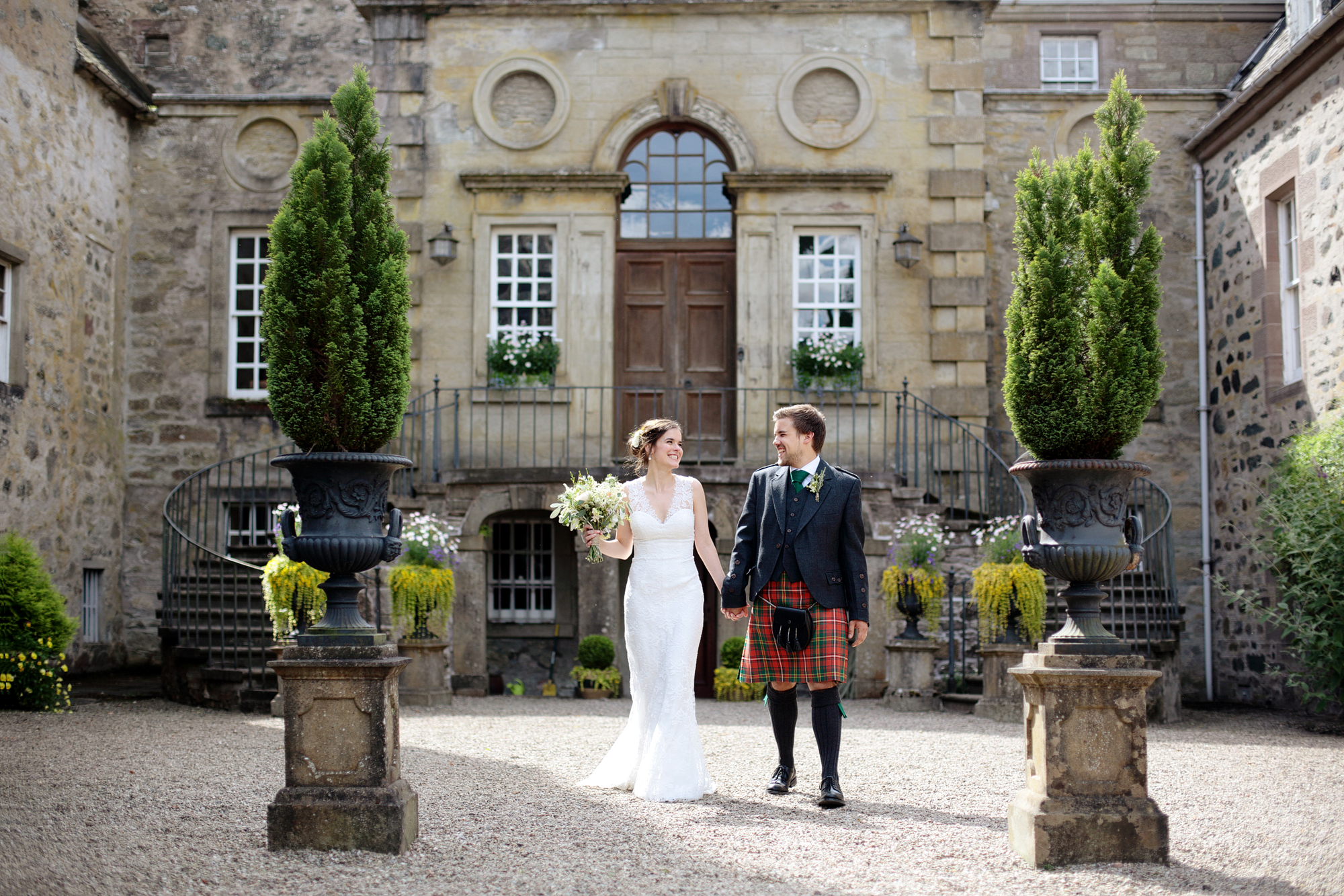 Perthshire wedding photographer Scotland