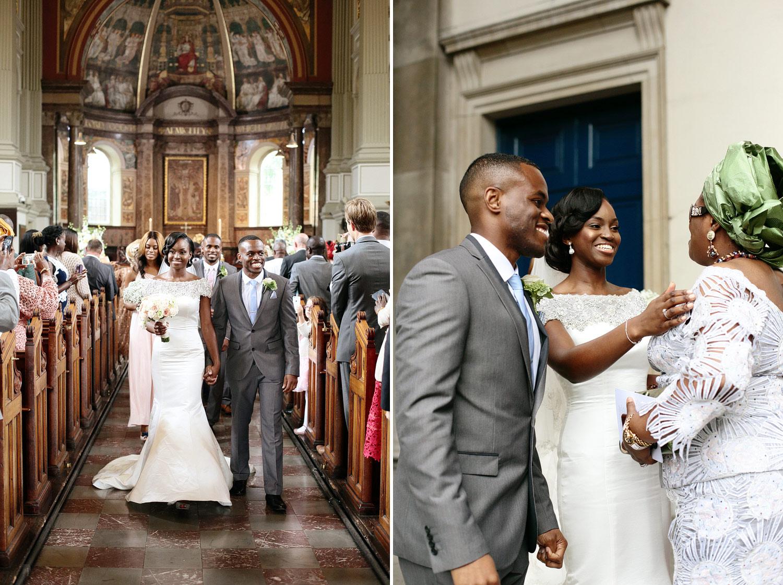 Marylebone wedding photos London