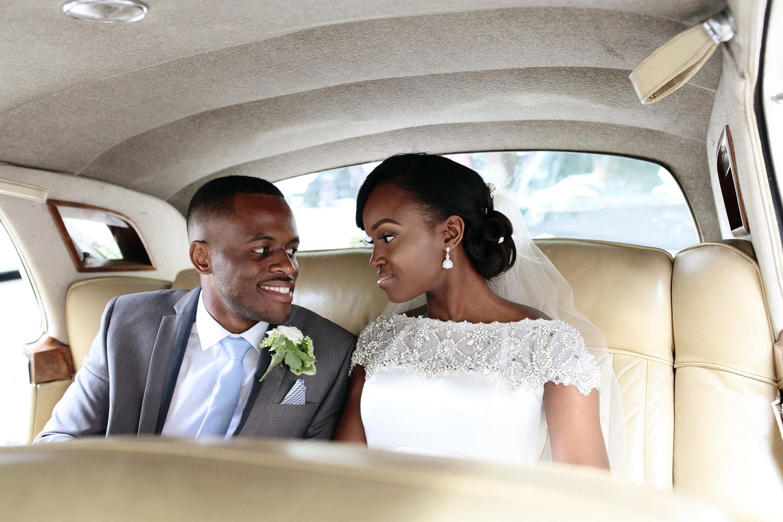 The Berkeley Hotel luxury wedding bride and groom