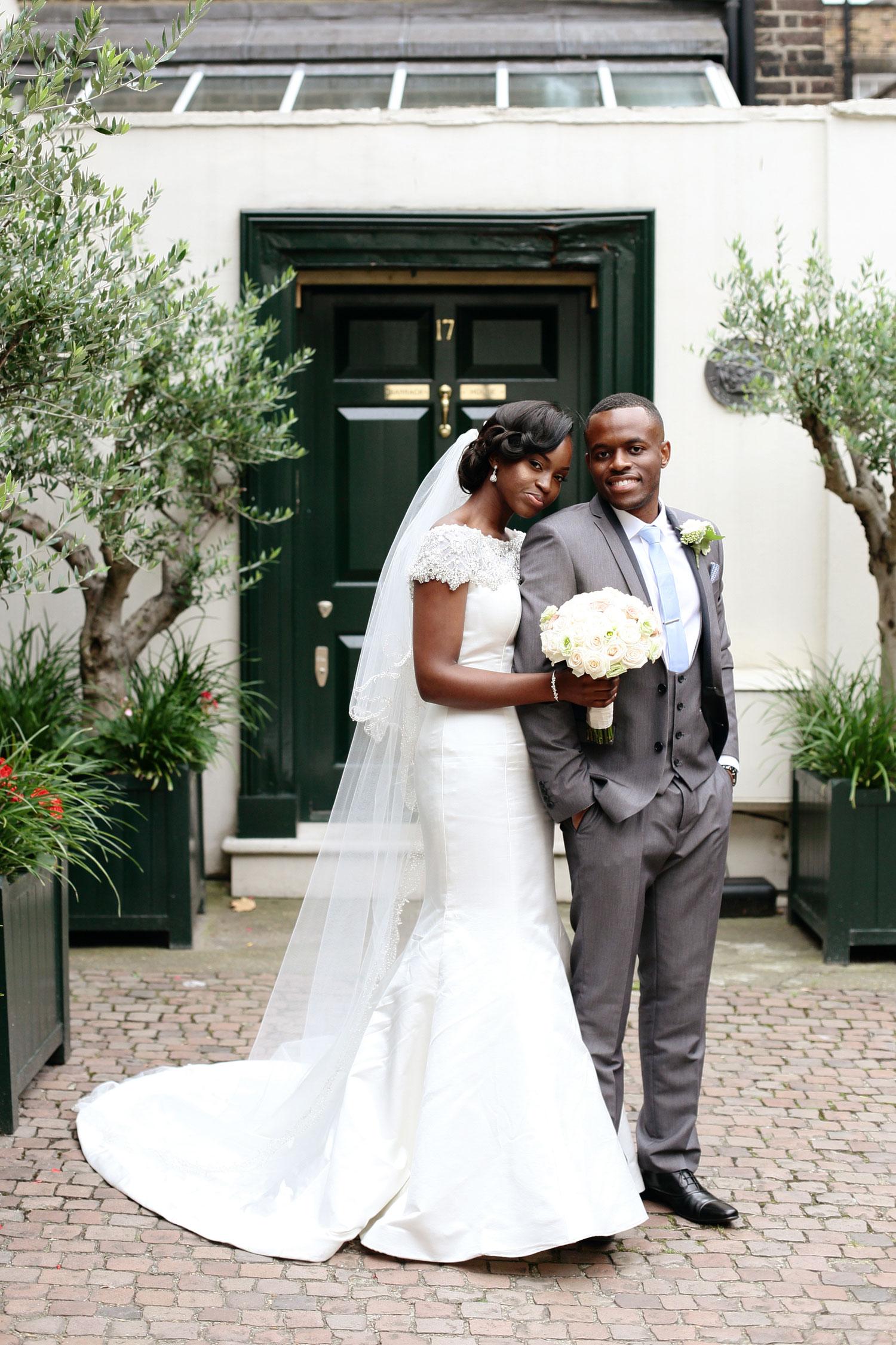 The Berkeley Hotel luxury wedding venue in London