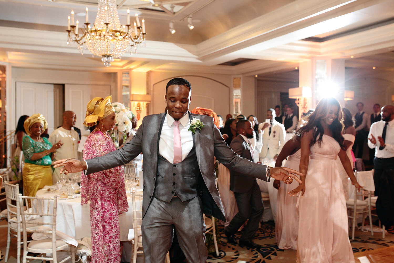 Nigerian wedding at The Berkeley Hotel in London