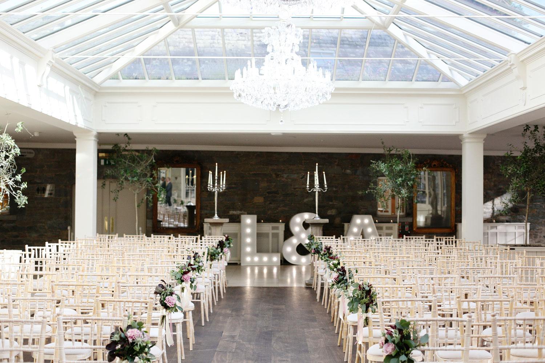 Tankardstown House wedding venue the orangery photo