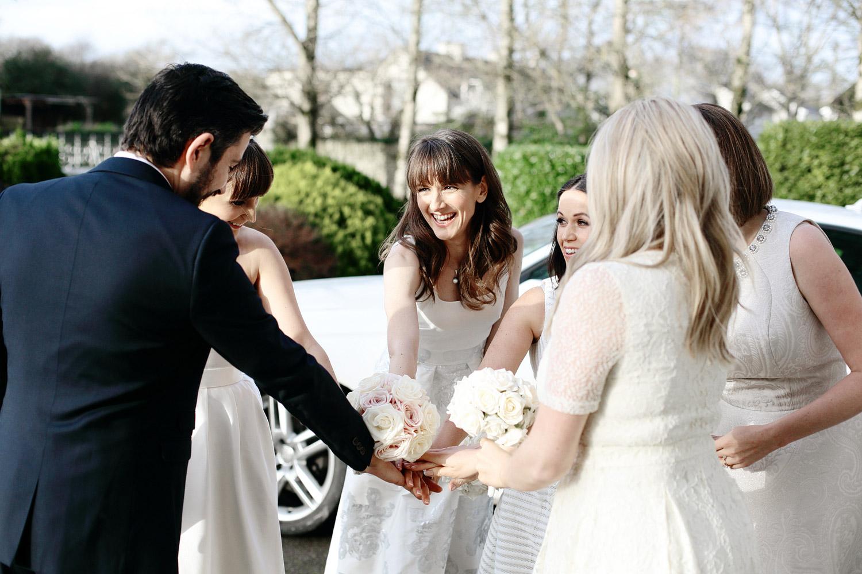 Cork wedding photography Castlemartyr