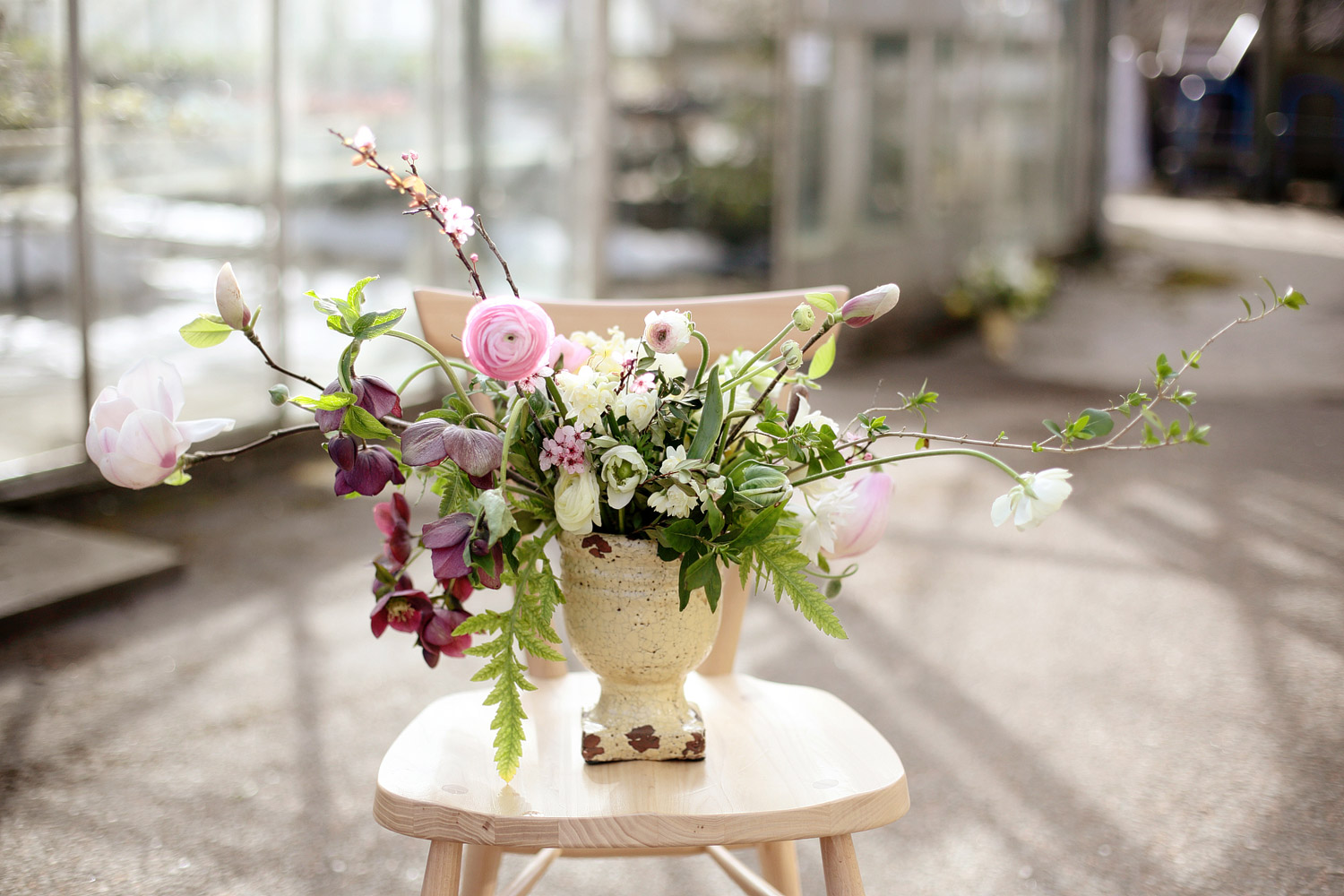 Spring wedding flower arrangement.jpg