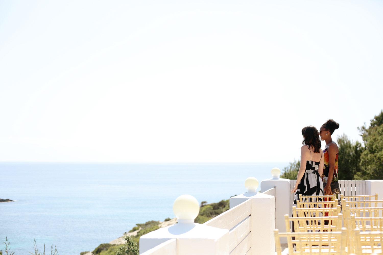 Elixir beach wedding venue Ibiza