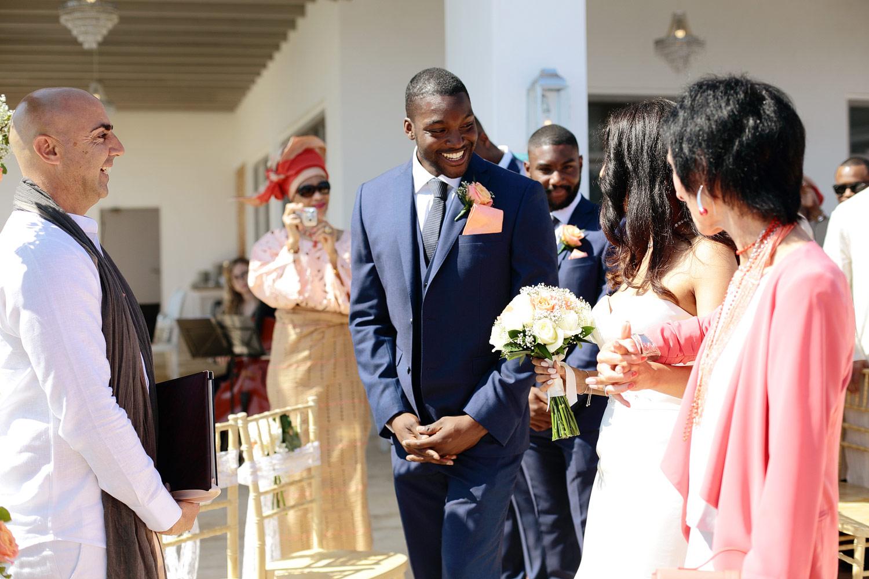 Humanist wedding ceremony in Ibiza