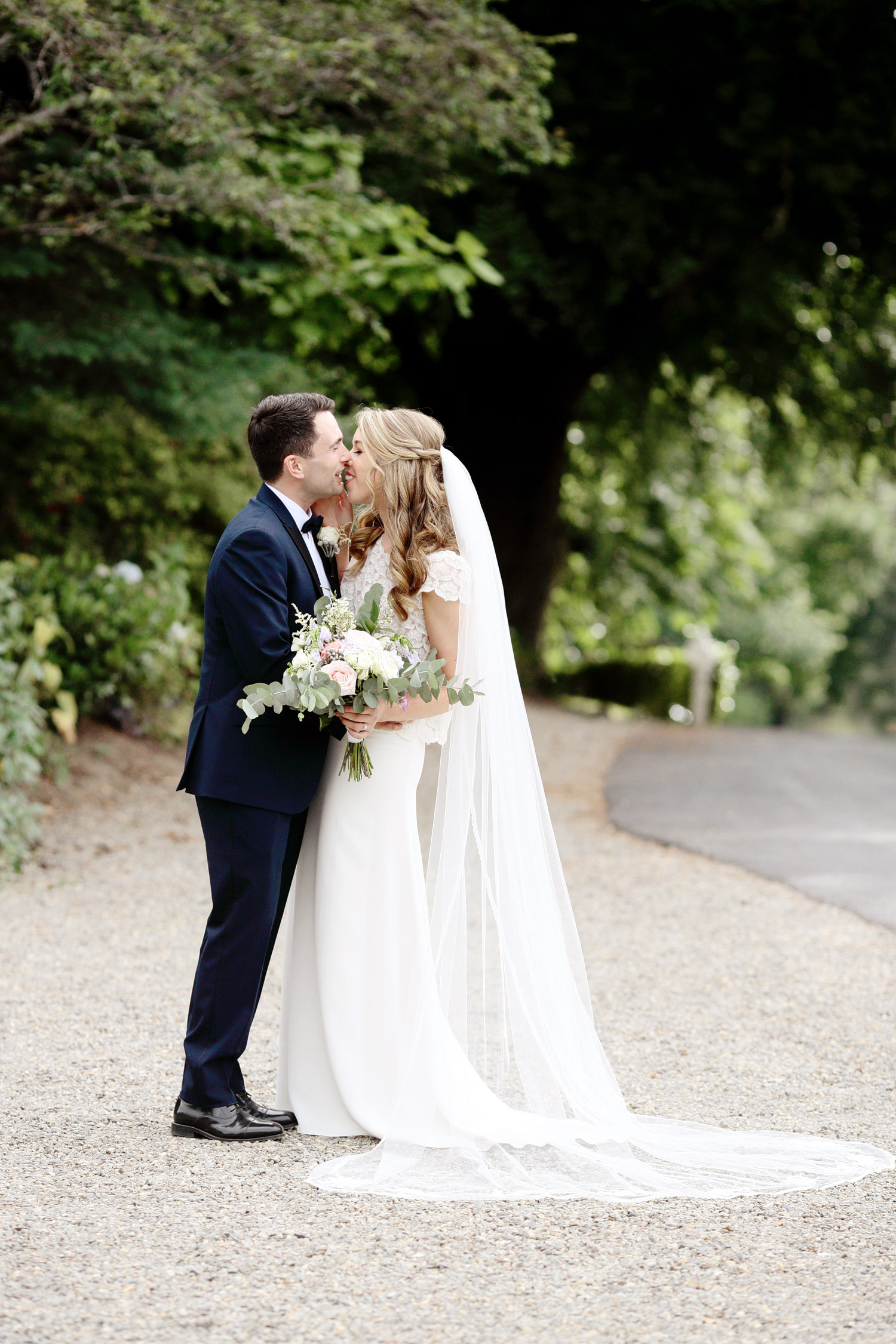Tinakilly House wedding in Wicklow
