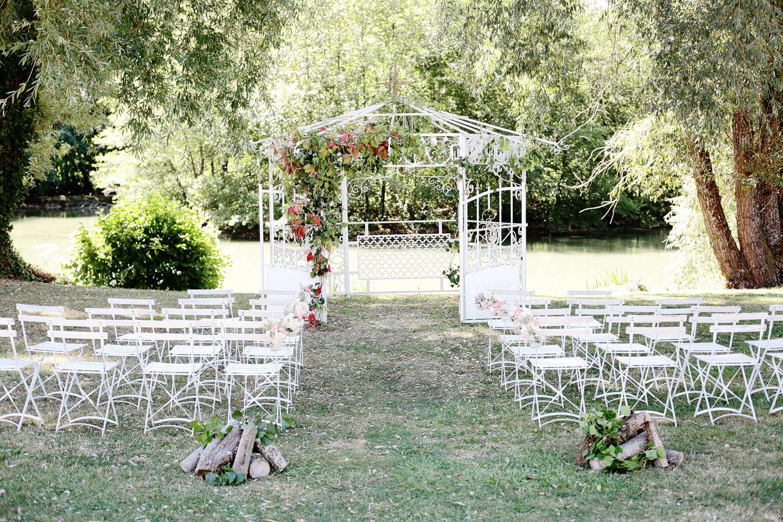 French chateau wedding venue