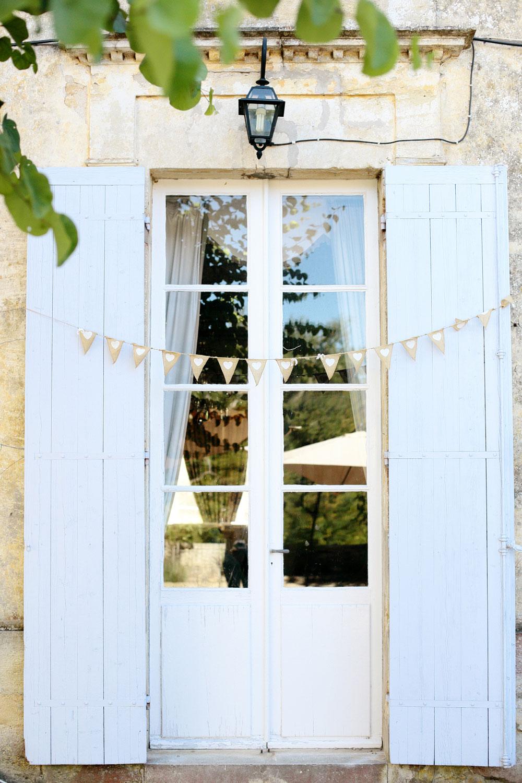 chateau lagorce wedding details photo