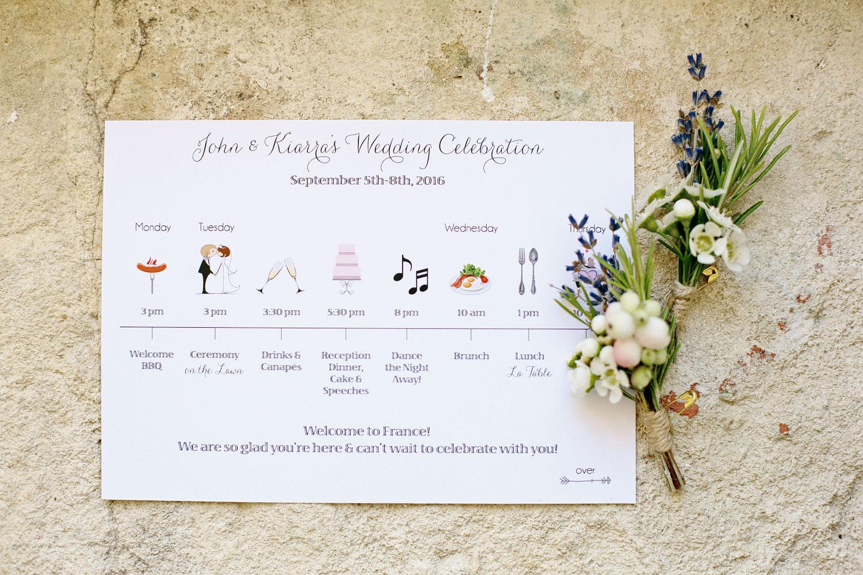 wedding inspiration chateau lagorce bordeaux