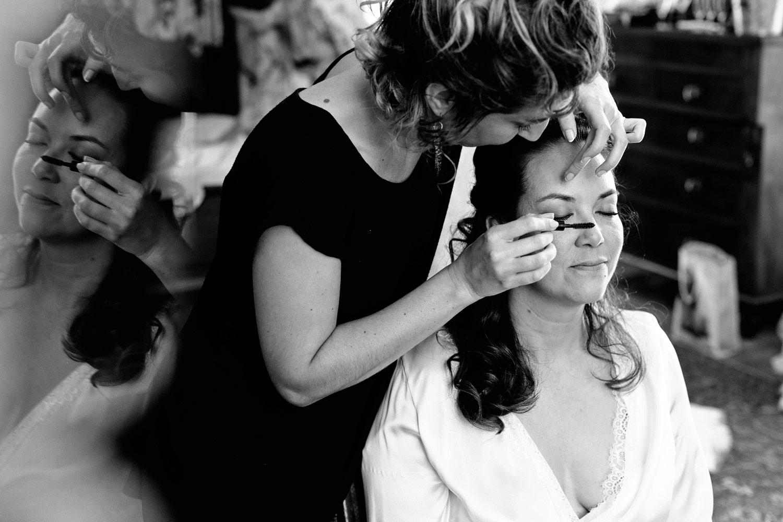 bride make-up chateau lagorce bordeaux
