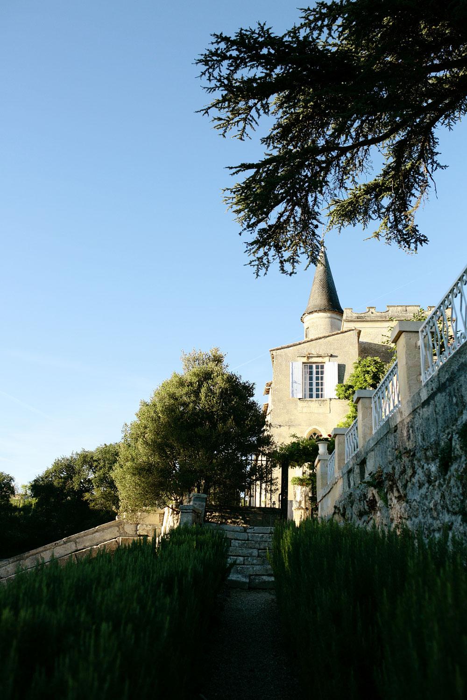 French castle wedding venue Dordogne