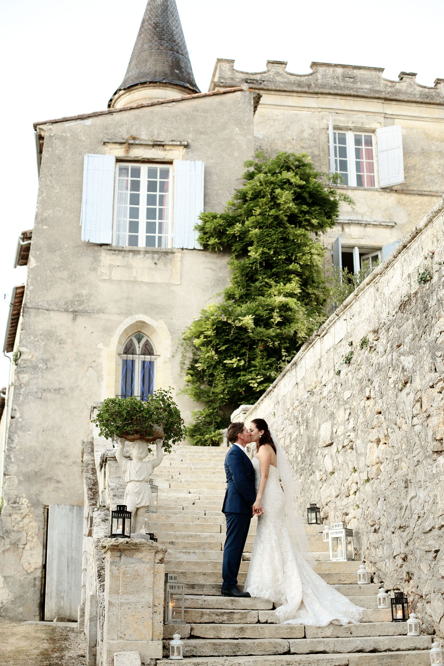 chateau Lagorce wedding Bordeaux