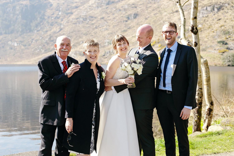 destination wedding in Ireland