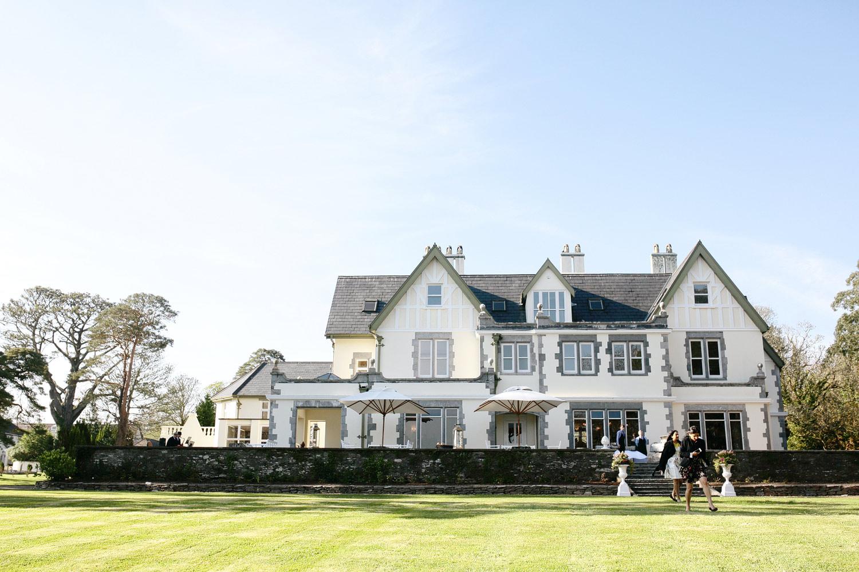 dromquinna manor wedding venue