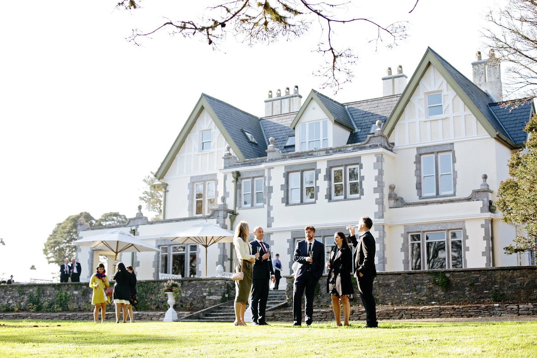 dromquinna manor wedding photos