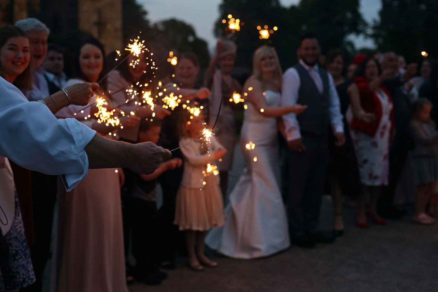 Hever Castle weddings and events