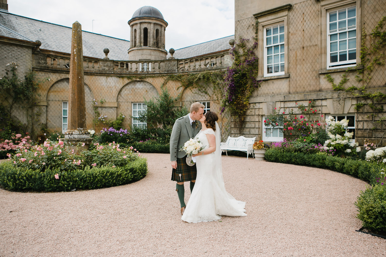 exclusive wedding venues Scotland Dumfries House