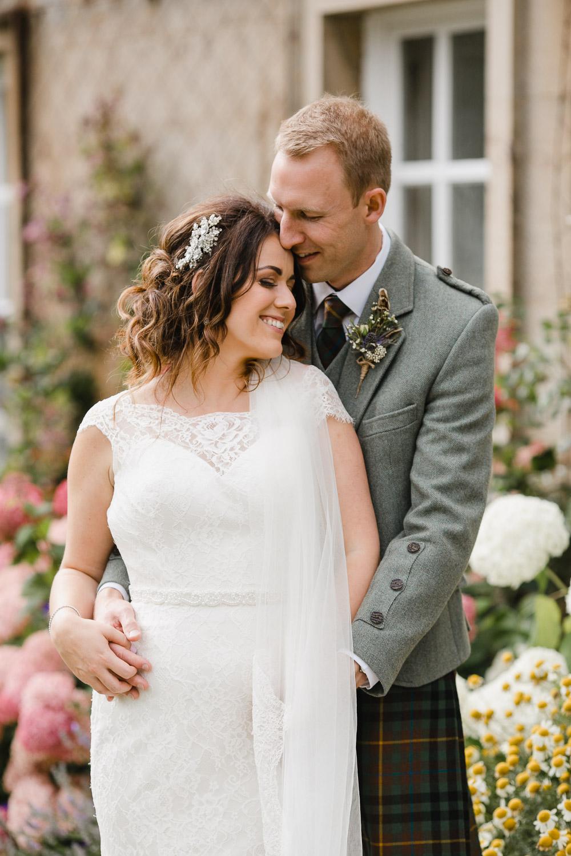 romantic Scottish wedding at dumfries house ayrshire