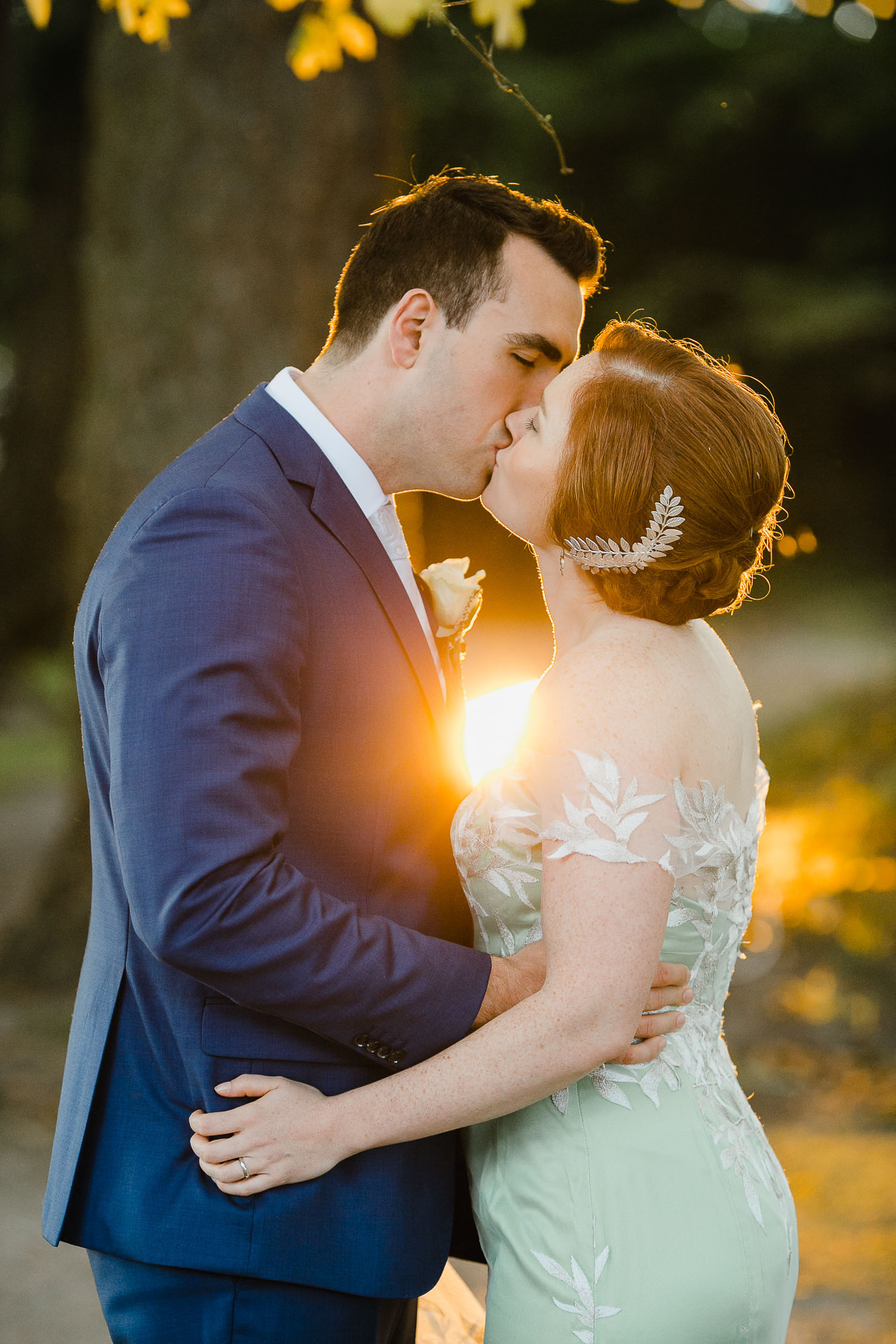 Summer Tinakilly Country House Wedding in Wicklow