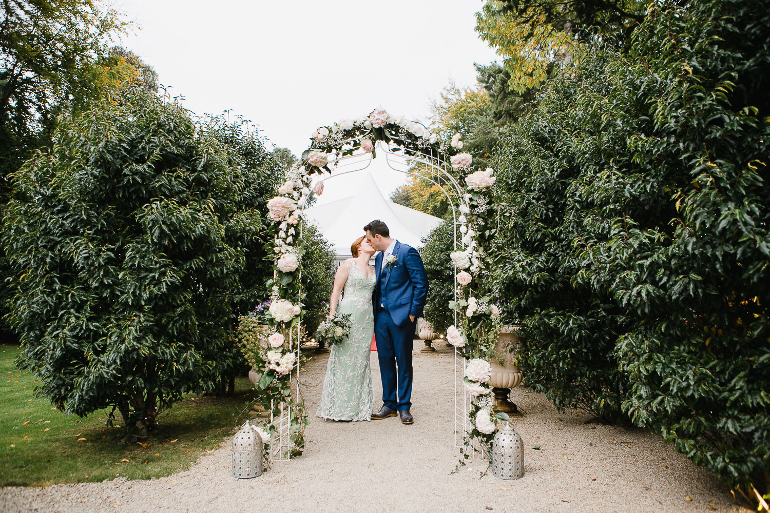 Summer Wedding In Tinakilly House, Rathnew, Wicklow