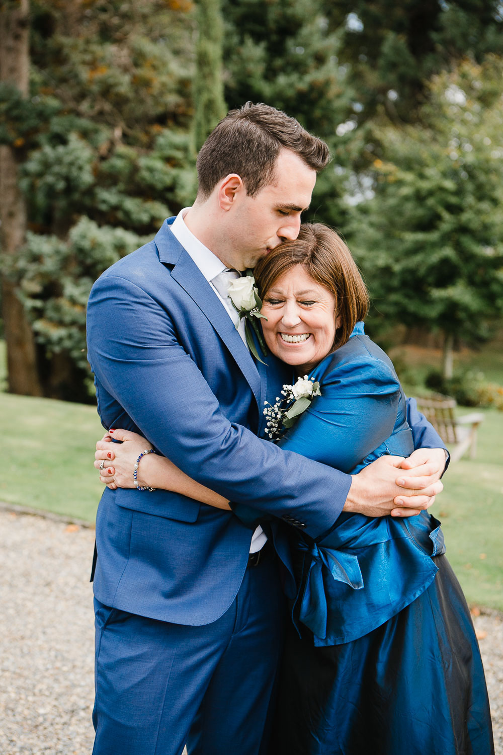 Natural Wedding Photos In Tinakilly House Wicklow