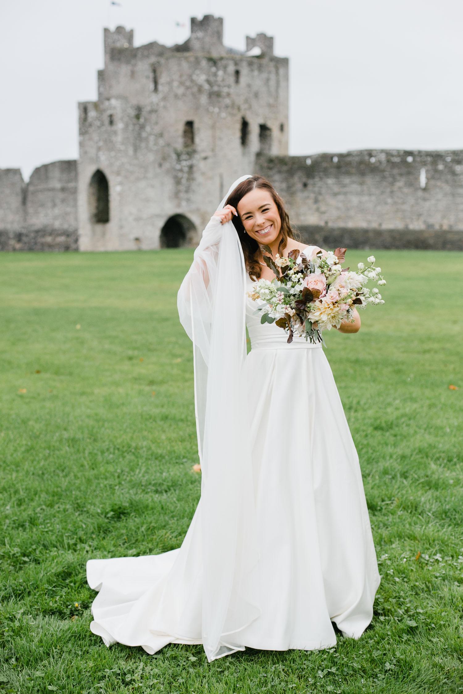 Natural Bridal Portraits Ireland
