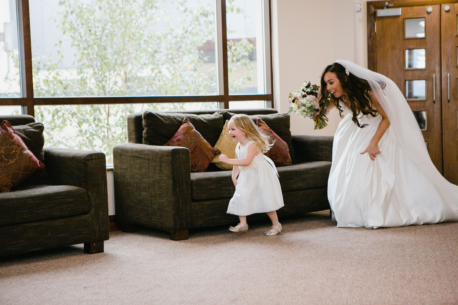 Natural Wedding Photography In Meath Ireland