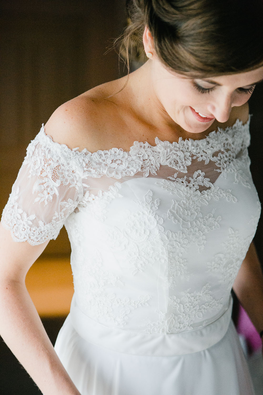Lace Wedding Dress Cork