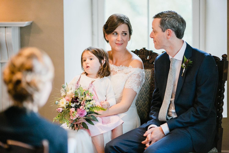 Dunowen House Wedding Photo