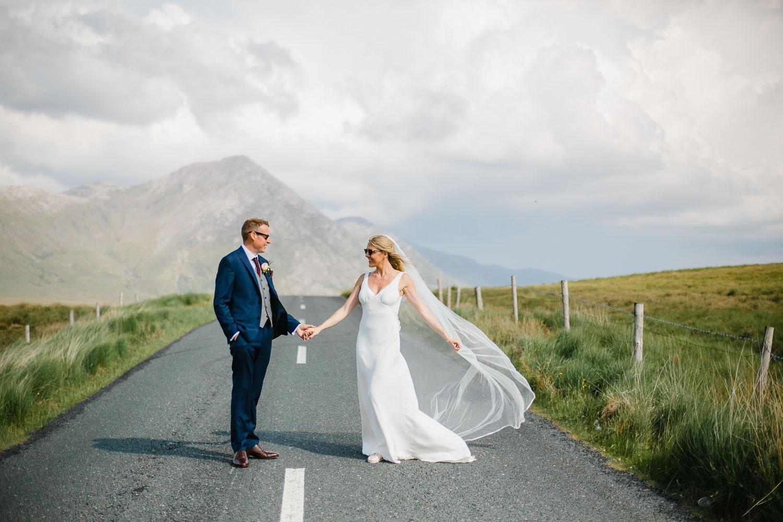 Wedding Photography in Connemara, Galway