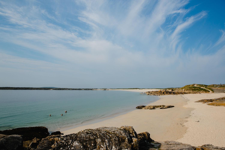Gurteen Bay Beach Connemara Galway
