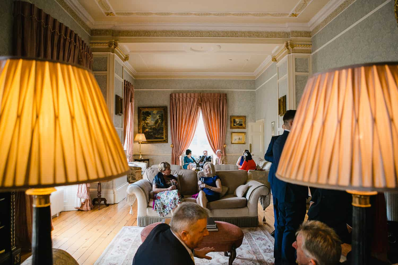 Tankardstown House Wedding Reception Rooms