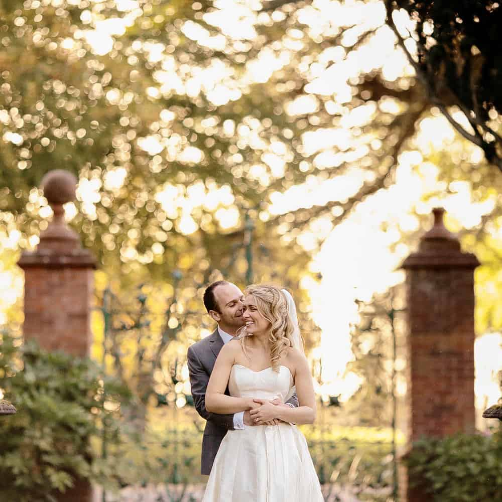 Bride and Groom in walled garden at Tankardstown House.jpg