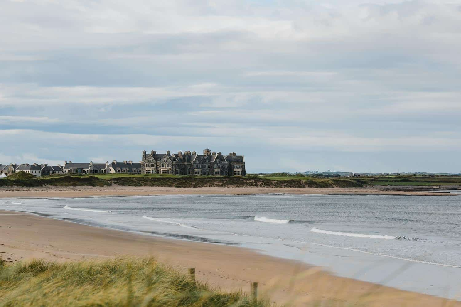 Trump International and Golf Links Doonbeg View