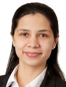 Alinah Shahid  Associate