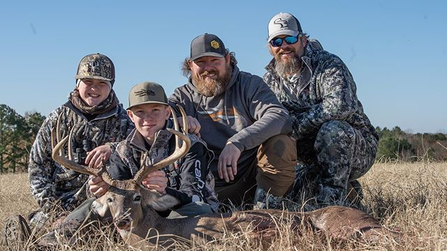 We wouldn't be who we are today if it wasn't for our Dad's. Thank you to all of you for working so hard to provide for your families. Happy Father's Day blessings to all of you!  #struttinbuck #happyfathersday #outdoorfamily #huntingfamily #iamsportsman